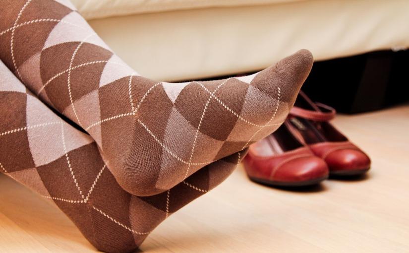 Los calcetines diabéticos
